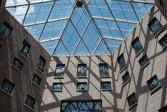 Modern Building-Bolzano,Italy Stock Image