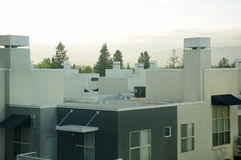 Modern Building in California Royalty Free Stock Images
