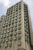 Modern building in Cararas, Venezuela Royalty Free Stock Photos