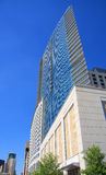 Modern building in city. It is a modern building in downtown of FT.WORTH,Texas Stock Images