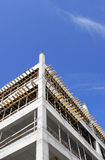 Modern building construction Royalty Free Stock Images