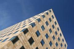 Modern building corner Royalty Free Stock Photography