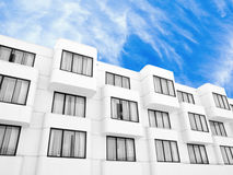 Modern Building Design Royalty Free Stock Photos