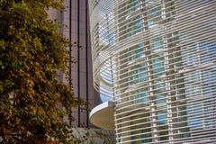 Modern Building Design Stock Image