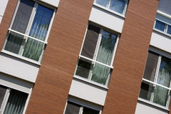 MODERN BUILDING DETAIL Stock Photography
