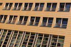 Modern building detail. Int the center of Munich Stock Photos