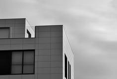 Modern building detail Stock Image