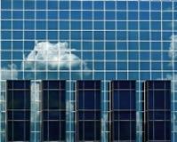 Modern building details Stock Image
