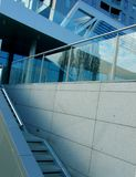 Modern building details Royalty Free Stock Photography
