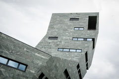 Modern building downtown, Stock Image