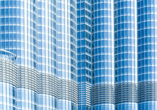 Modern building in Dubai Royalty Free Stock Images
