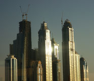 Modern building, DUBAI, UAE Royalty Free Stock Image