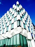 Modern Building of Dublin royalty free stock photography