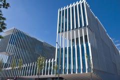 Free Modern Building - Energias De Portugal Stock Photography - 58040592