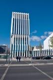 Modern building - Energias de portugal Stock Photo