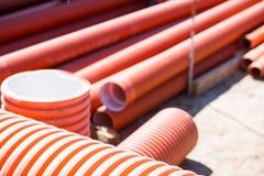 Modern building equipment Royalty Free Stock Photos