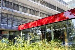 Modern building exterior Stock Photos