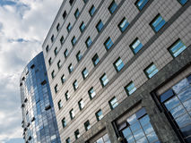 Modern building exterior Stock Images