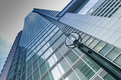 Modern building facade Stock Photos