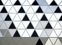 Modern Building Facade Detail Royalty Free Stock Image