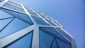 Modern building facade Royalty Free Stock Photo