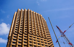 A modern building at Georgetown in Penang, Malaysia Stock Photography