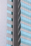 Modern building glass. Texture, background Royalty Free Stock Photos