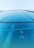 Modern building glass wall Stock Photos
