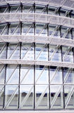 Modern building graphic detail Stock Photo