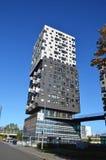Modern building in Groningen Stock Image