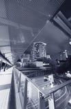 Modern Building in Hong Kong Stock Photo
