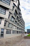 Modern Building In Almere, Holland Royalty Free Stock Photography