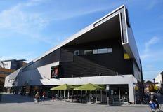 Modern Building In Hengelo, Holland Stock Photo