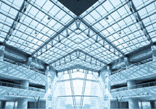 Modern building interior Royalty Free Stock Image