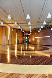 Modern building interior Stock Photos