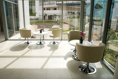 Modern Building Interior Stock Image
