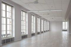 Modern Building Interior Stock Photography