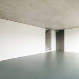 Modern building, interior royalty free stock image