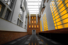 Modern building interior Royalty Free Stock Images