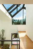 Modern building, interior stock photography
