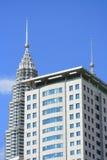 Modern Building In KL Stock Photos