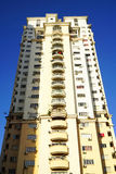 Modern building in Kuala Lumpur, Malaysia, Asia Royalty Free Stock Photos