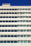 Modern building, Lisbon, Portugal Royalty Free Stock Photos