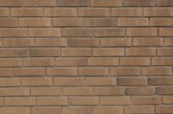 Building material brown stone bricks Stock Image