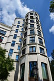 Modern building in Munich, Germany Royalty Free Stock Image