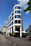 Modern building in Munich, Germany Stock Image