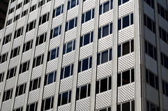 A modern building in New York City Royalty Free Stock Photos