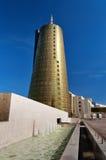 Modern building on Nurzhol Boulevard in Astana. Kazakhstan Royalty Free Stock Photography