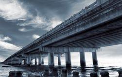 Free Modern Building Of Bridge Royalty Free Stock Photos - 14538048
