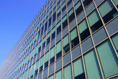 Modern Building offices Royalty Free Stock Image